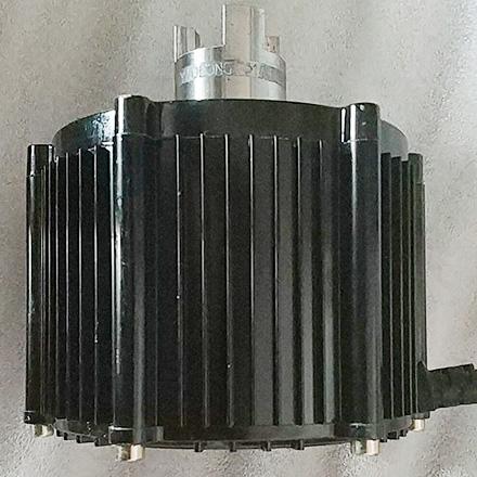 SL120-18-50 BLDC Motor -Mid driving motor for E Mountain Bike