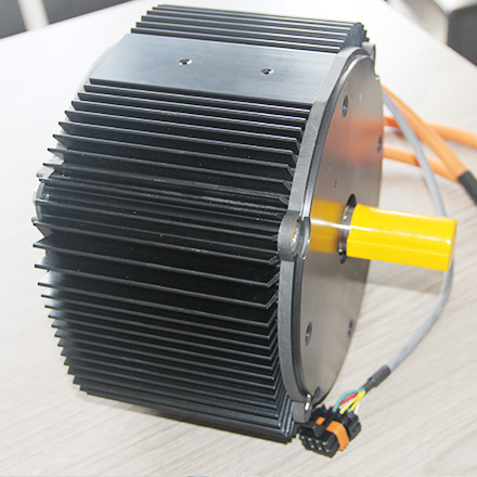 ME1507 IPM Motor -Mid driving motor for E Motorcycle