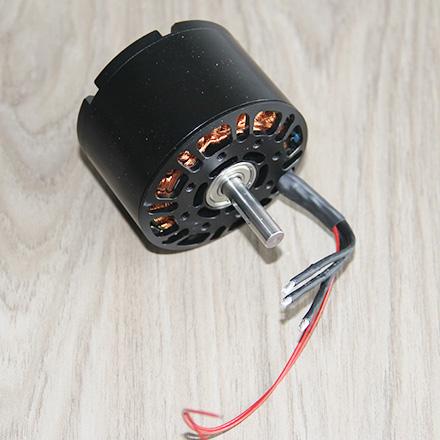 SL7250 Outrunner Motor