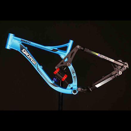 Brazil DH Bike Frame