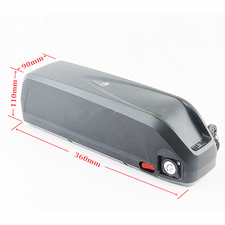 Li Ion Batteries for E Bike