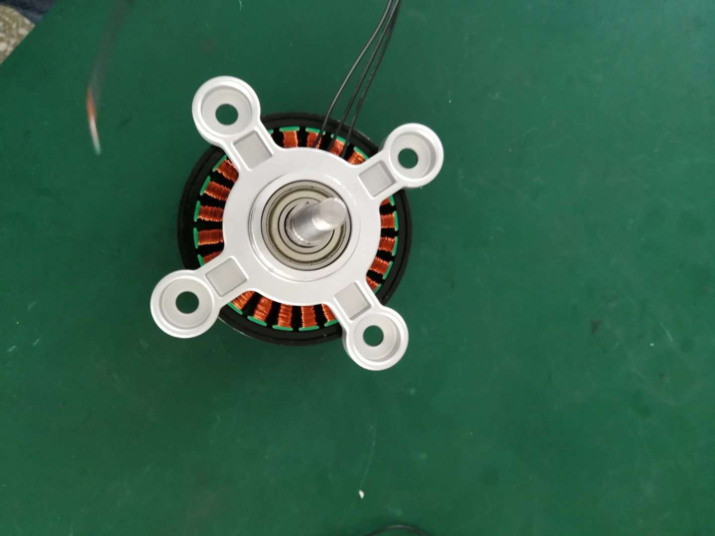 220VAC 0.5-2.2KW  outrunner motor